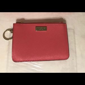 Kate spade Bitsy card holder with key ring